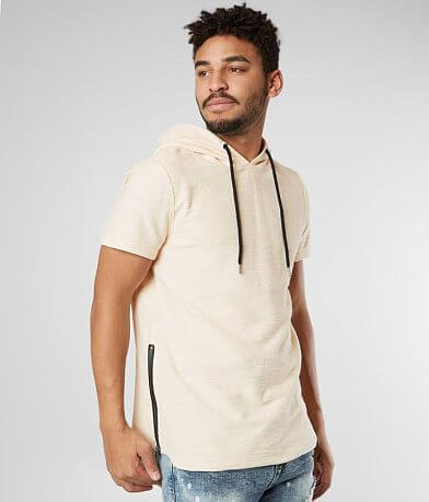 Nova Industries French Terry Hooded T-Shirt