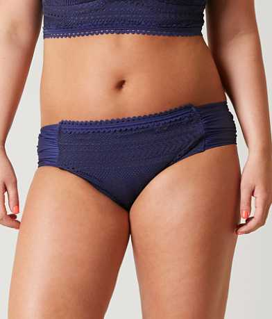 Becca Crochet Swimwear Bottom - Plus Size Only