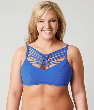 Becca Macrame Swimwear Top - Plus Size Only