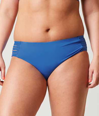 Becca Strappy Swimwear Bottom - Plus Size Only