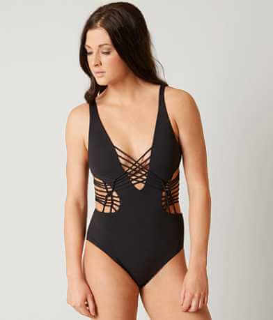 Becca Electric Current Swimsuit