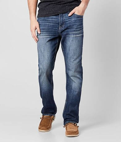 BKE Jake Regular Rise Straight Stretch Jean