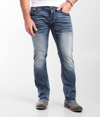 Buckle Black Three Boot Stretch Jean