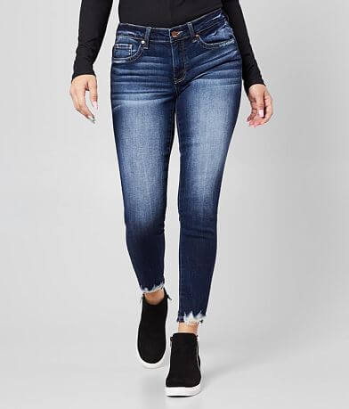 BKE Payton Mid-Rise Ankle Skinny Stretch Jean