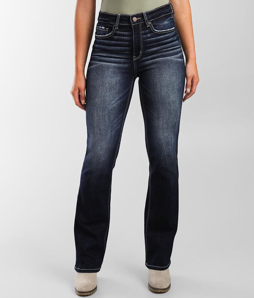 BKE Parker Boot Stretch Jean front view