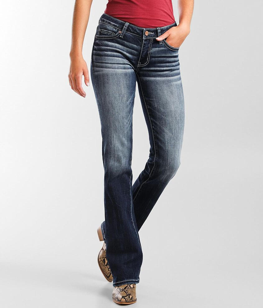 BKE Stella Tailored Boot Stretch Jean front view