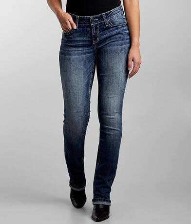 Daytrip Virgo Straight Stretch Cuffed Jean