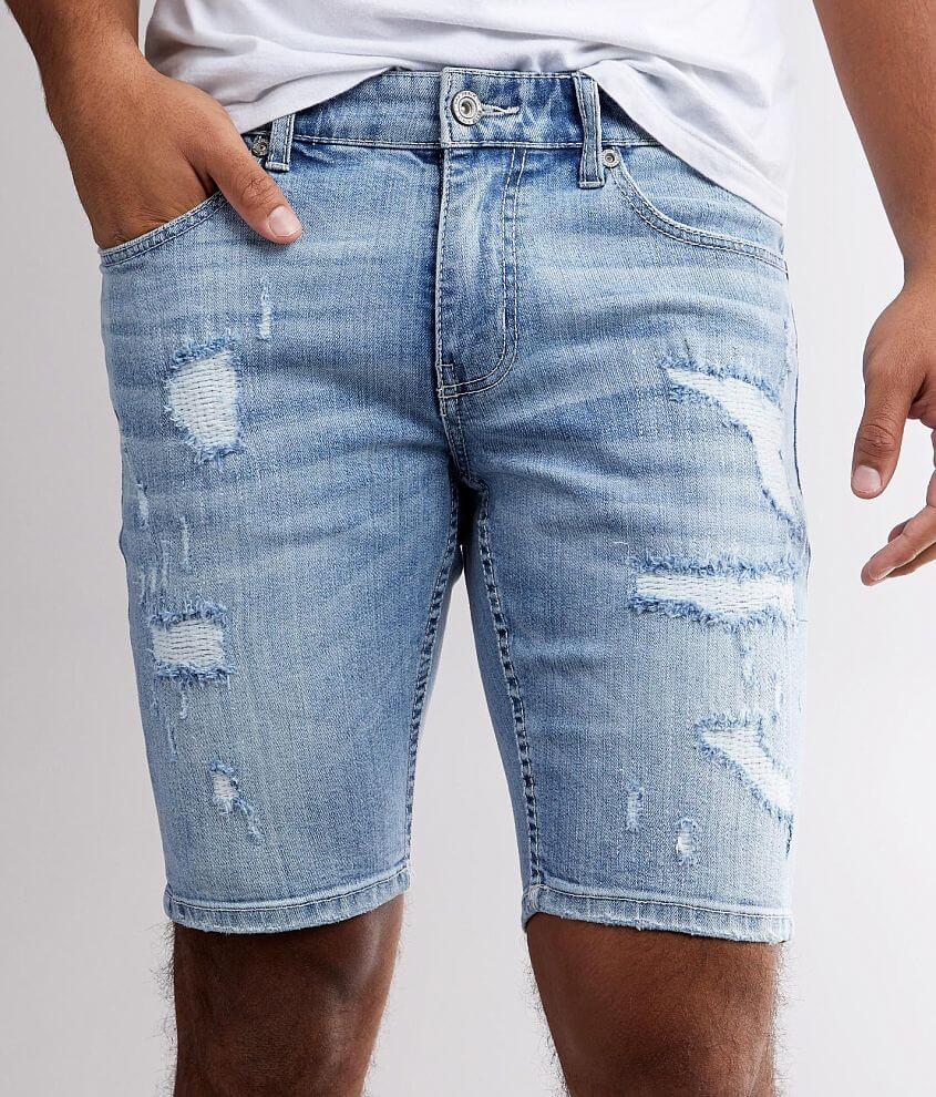 BKE Alec Stretch Short front view