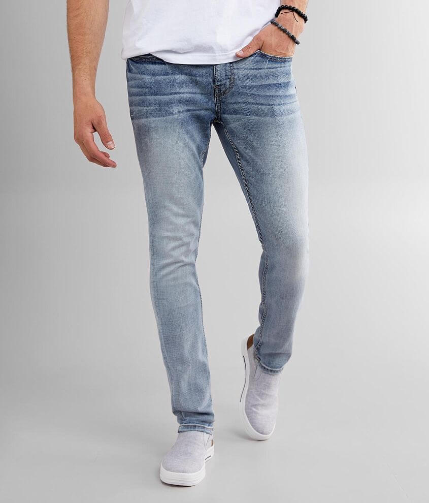 BKE Alec Skinny Stretch Jean front view