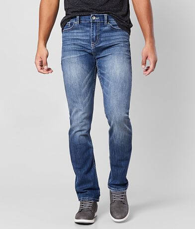 BKE Alec Regular Rise Straight Stretch Jean