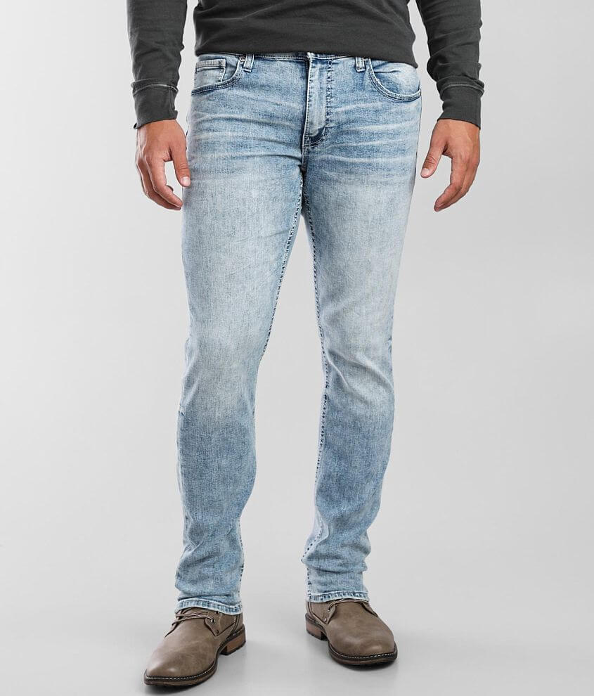 BKE Mason Tapered Stretch Jean front view