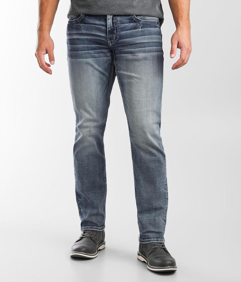 BKE Nolan Straight Stretch Jean front view