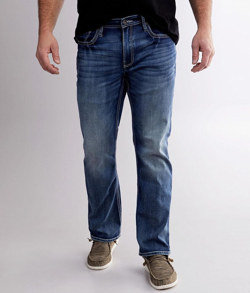 BKE Jake Boot Stretch Jean - Big & Tall front view
