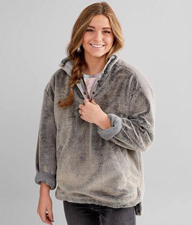 BKE Plush Pullover