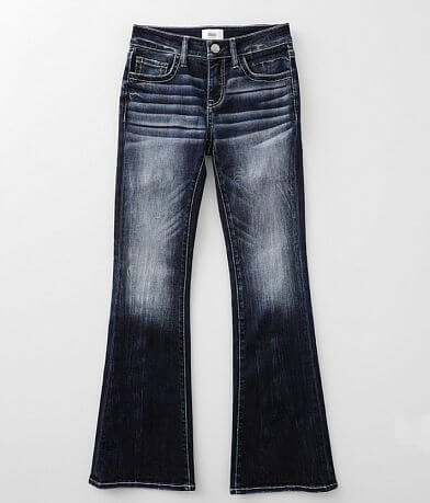 Girls - BKE Slim Fit Mid-Rise Boot Stretch Jean