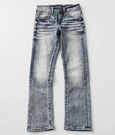Boys - Salvage Chaos Boot Stretch Jean