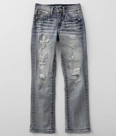Boys - Salvage Reckless Straight Stretch Jean