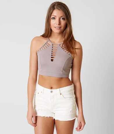Daytrip High Neck Bralette