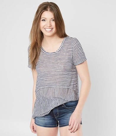 Daytrip Striped Knit Top