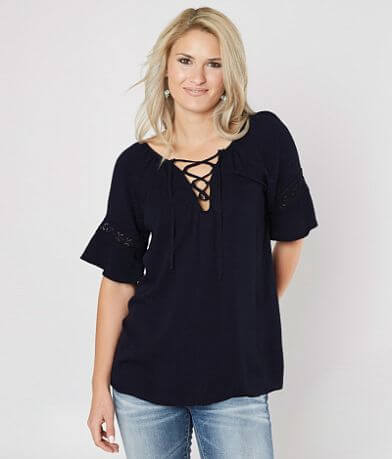 Daytrip Woven Top