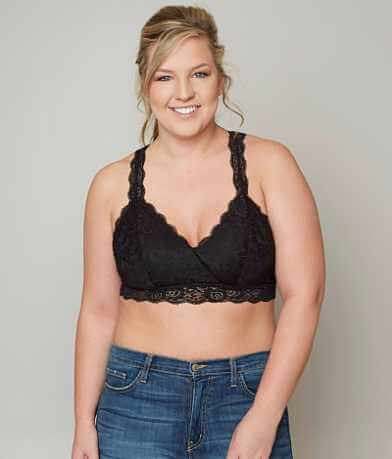 Daytrip Racer Back Bralette - Plus Size Only