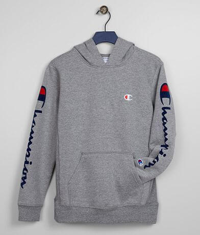 Boys - Champion® Premium Flocked Sweatshirt