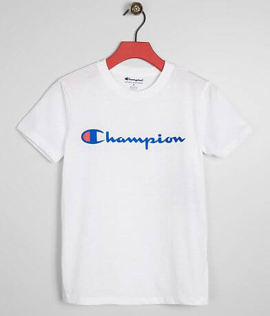 Boys - Champion® Authentics T-Shirt