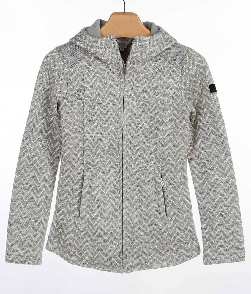 Bench Zaggle Hooded Sweater Jacket