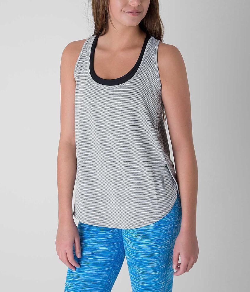 Bench Time Jumper Tank Top front view