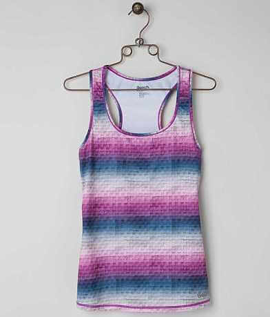 Bench Pinya Paper Weave Tank Top