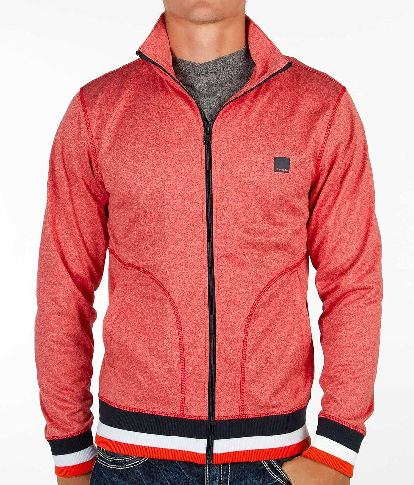 Bench Aswad Track Jacket front view