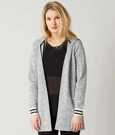 Bench Pixels Cardigan