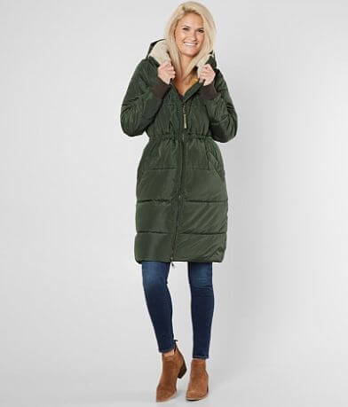 Bench Duster Puffer Coat