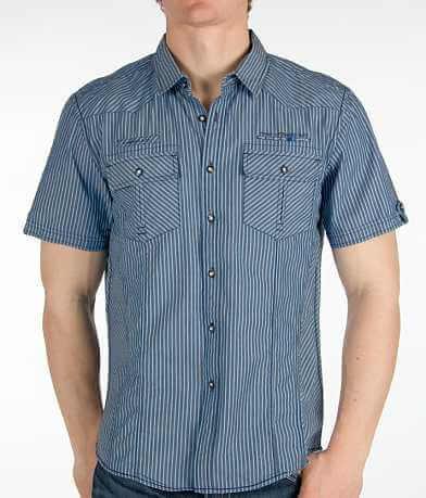 Point Zero Striped Shirt
