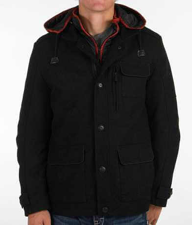Point Zero Melton 2 in 1 System Coat
