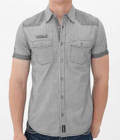 Point Zero Printed Shirt