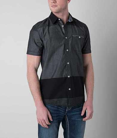 Point Zero Horizontal Stripe Shirt