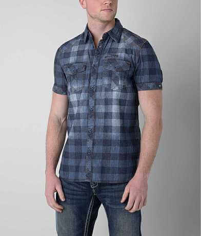 Point Zero Washed Check Shirt