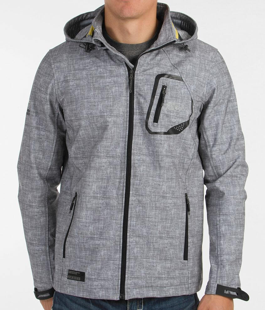 Point Zero Climate Softshell Coat front view