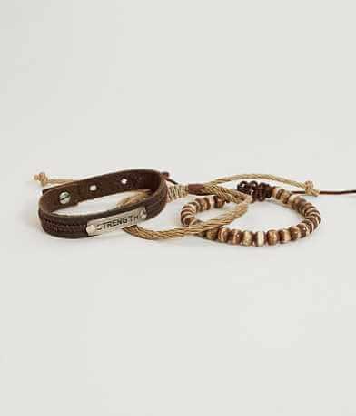 BKE Strength Bracelet Set