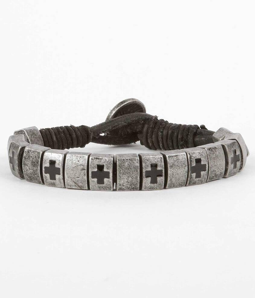 BKE Ivor Reversible Bracelet front view