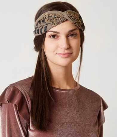 Beaded Headwrap