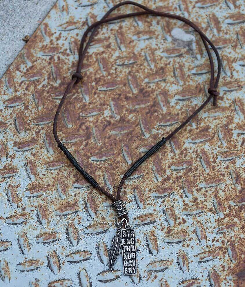 BKE Trase Necklace front view
