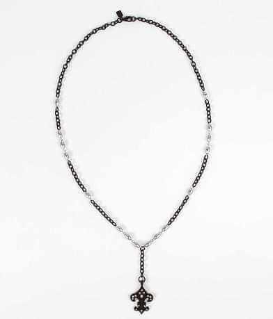 BKE Caleb Metal Necklace