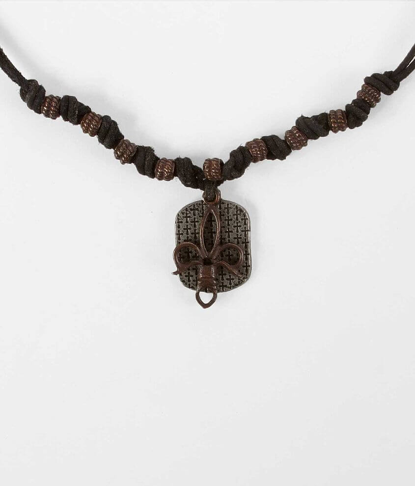 BKE Jim Necklace front view