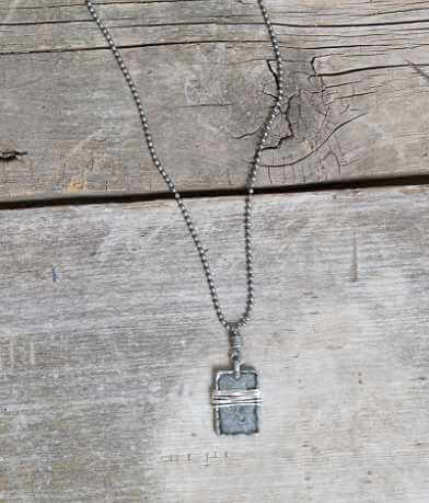 Outpost Makers Blue Ridge Necklace