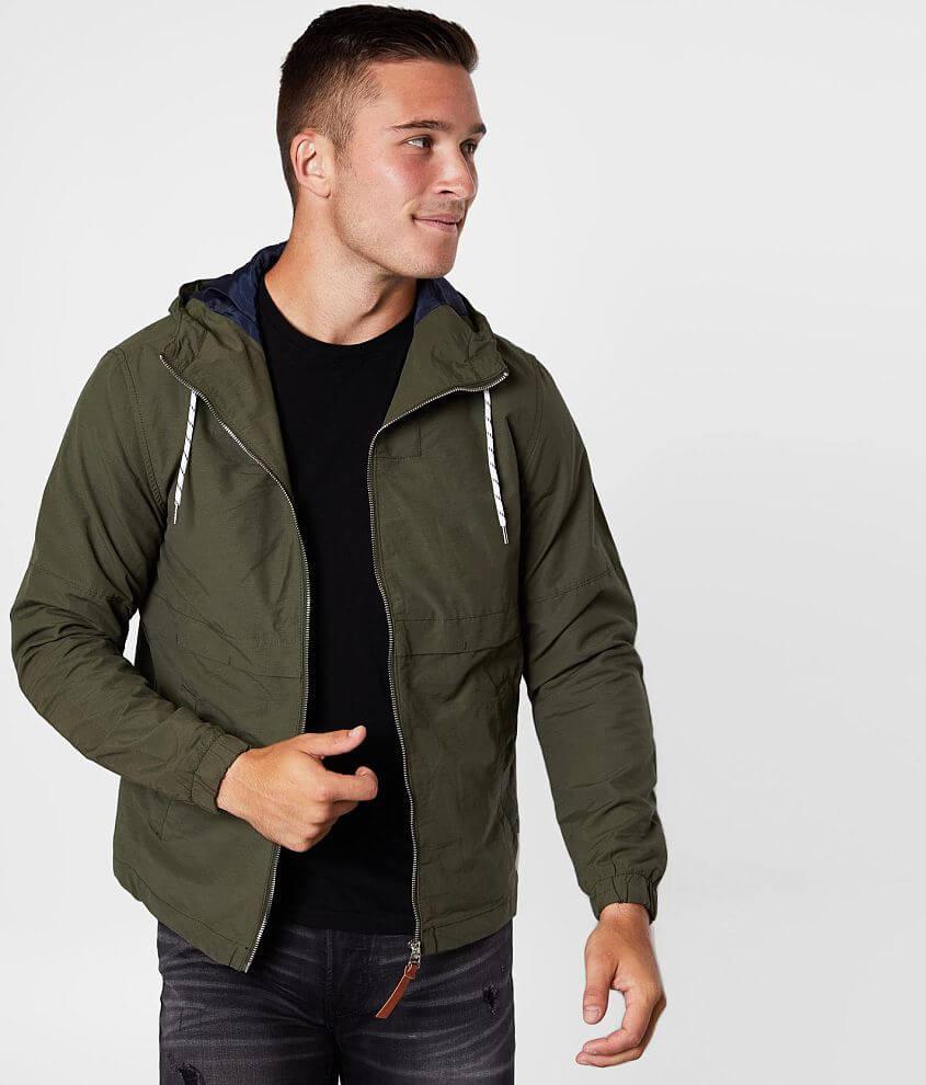 Jack&Jones® Murphy Hooded Jacket front view