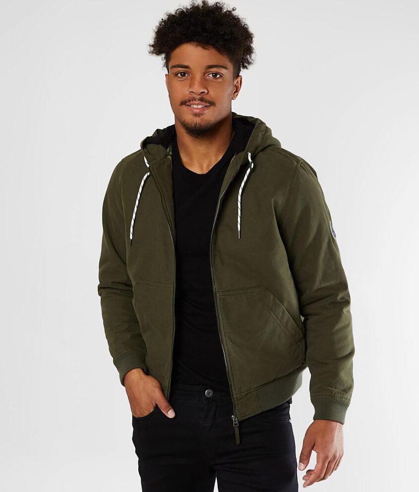Jack&Jones® Cole Hooded Jacket front view