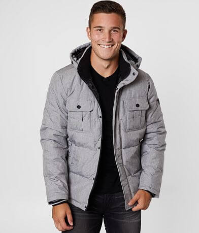 Jack&Jones® Will Hooded Puffer Jacket