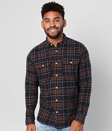 Jack&Jones® Jasper Plaid Flannel Shirt